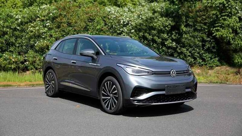 Los dos nuevos SUV eléctricos de Volkswagen, filtrados