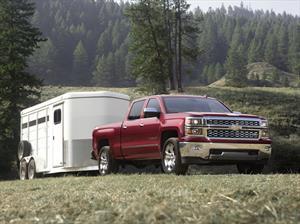 Chevrolet Silverado 2015, el mejor pick up para remolcar