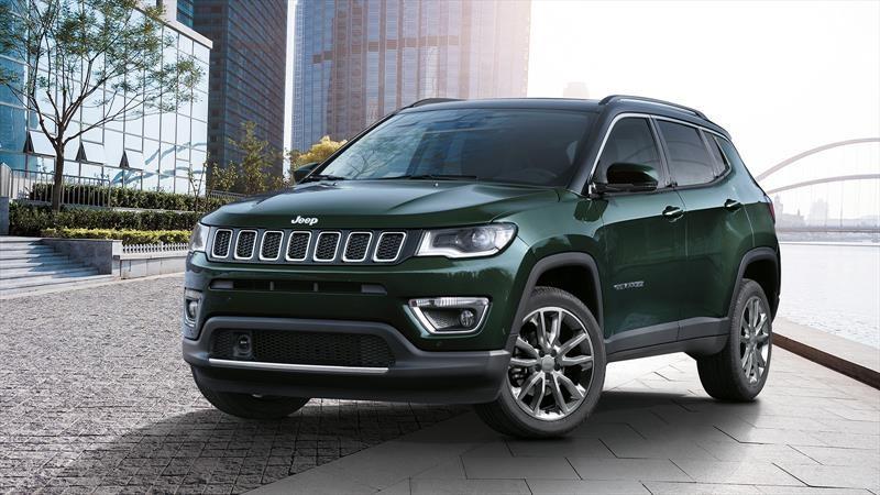Jeep Compass estrenará motor turbo de 1.3L