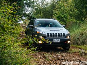 Test de Jeep Cherokee Trailhawk 2014