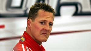 ¿Son ciertos los rumores sobre la salud de Schumacher?