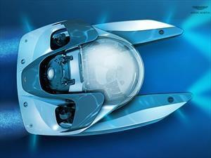 Proyecto Neptuno, un futurista submarino con el sello de Aston Martin
