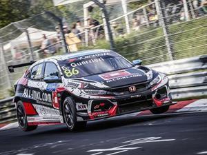 WTCR 2018: Guerrieri brilló en Nürburgring
