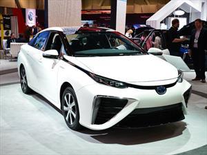Toyota libera patentes de su tecnología de células de combustible de hidrógeno