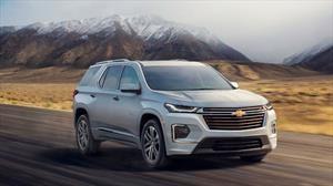 Chevrolet Traverse 2021, la camioneta más grande de la gama se actualiza