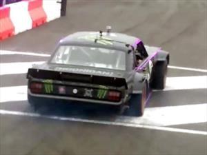 Video Ken Block choca su Mustang de 845 CV