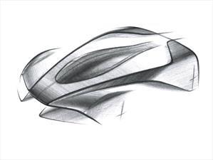 Aston Martin enseña cómo será su nuevo hypercar