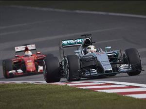F1 GP de China: una más para Hamilton y Mercedes