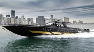 Mercedes-AMG crea yate con 2,500 hp lo validan