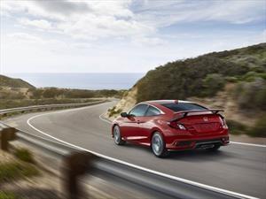 Honda presenta el totalmente nuevo Civic Si