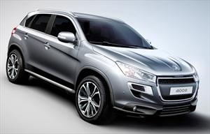 Peugeot 4008 2012, nuevo crossover con alma japonesa