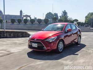 Toyota Yaris R 2016 a prueba