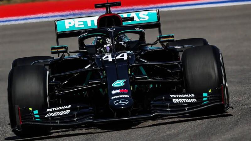 F1 GP de Rusia 2020: Pole para Hamilton y Mercedes