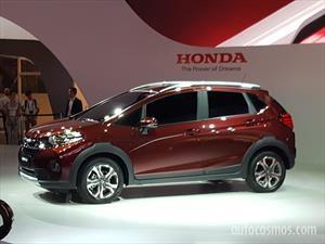 Honda WR-V se presenta