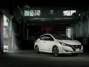 Nissan Leaf 2019 a prueba, un salto cuántico para el auto eléctrico más vendido