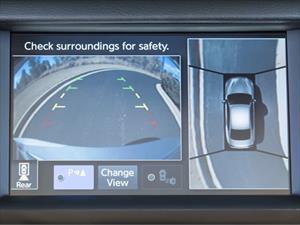 Así funciona el Around View Monitor System en los vehículos