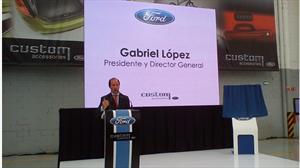Ford inaugura nuevo centro de personalización en Cuautitlán