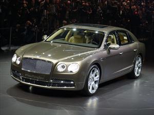 Bentley Flying Spur 2014 se presenta