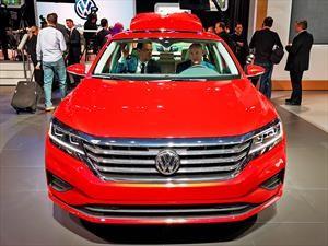 Volkswagen Passat 2020 recibe una bocanada de aire fresco