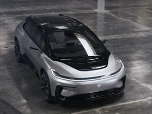 Faraday Future FF 91, el rival del Tesla Model X