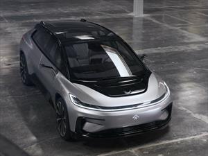Faraday Future FF 91, el nuevo rival de Tesla