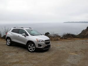 Chevrolet Trax 2013 llega a México desde $265,100 pesos