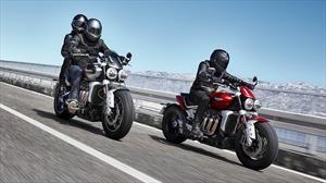 Triumph Rocket 3 2019 es la moto de mayor cilindrada del mundo