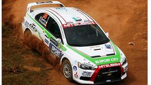 Benito Guerra:obtiene 4º lugar en Rally Acrópolis, en Grecia