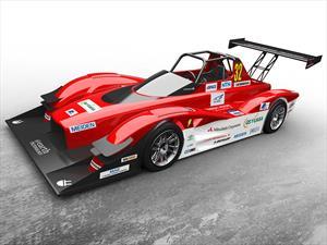 Mitsubishi MiEV Evolution III le pone electrones al Pikes Peak 2014