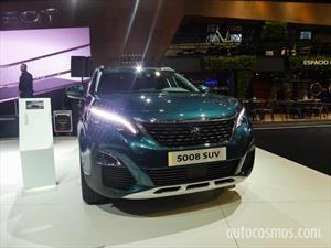 Peugeot apuesta a las SUVs en el Salón de Buenos Aires 2017
