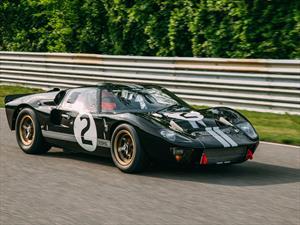 Restauran el Ford GT40 ganador de las 24 Horas de Le Mans de 1966