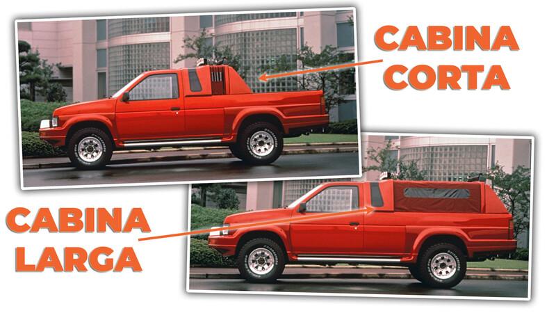 Nissan tuvo una idea genial para las camionetas pero no prosperó