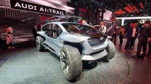 Audi y su conceptual para hacer 4x4 en modo eléctrico