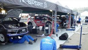 WRC: El Rally de la Argentina se pone en marcha con el shakedown clasificatorio.