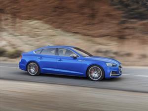 Así son los nuevos Audi A5 y S5 Sportback