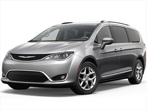 Chrysler Pacifica Limited 2018 debuta