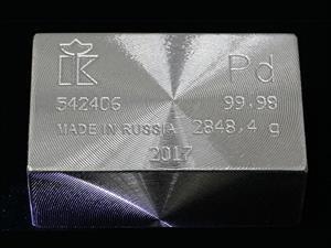 Efecto Diéselgate: El paladio, el nuevo rey de los metales