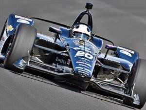 Ed Carpenter es el poleman de la Indy 500 2018