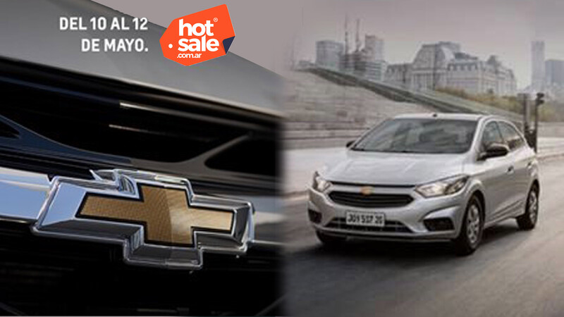 Chevrolet Argentina brinda diversos beneficios en el Hot Sale