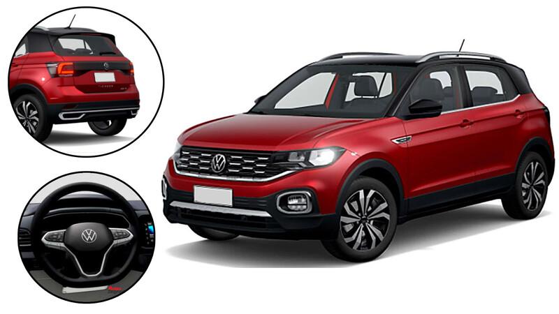 Volkswagen prepara actualización del T-Cross