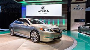 Acura RLX Concept se presenta en el Salón de Nueva York 2012