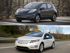 Nissan Leaf quitará la corona al Chevrolet Volt