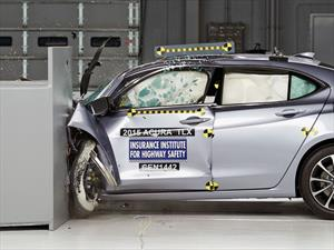 Acura TLX 2015 obtiene el Top Safety Pick+