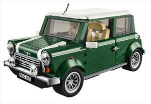 Armá tu propio Mini Cooper con Lego