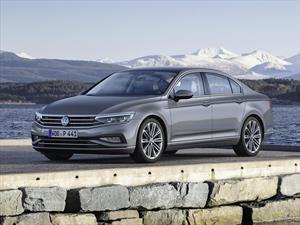 Volkswagen Passat se renueva en Ginebra