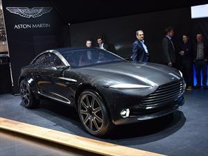 Aston Martin DBX Concept, un crossover con alma de coupé