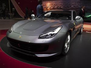Ferrari GTC4Lusso T, turbocargado y de tracción trasera