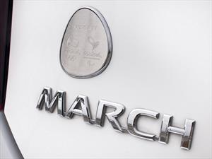 Nissan March Río 2016, creado para los Juegos Olímpicos 2016