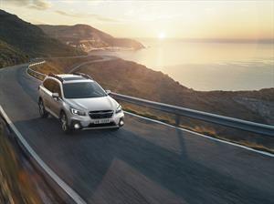 Subaru Outback actualiza su gama en Argentina