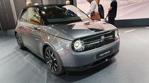 Honda e 2020, listo para la producción en serie